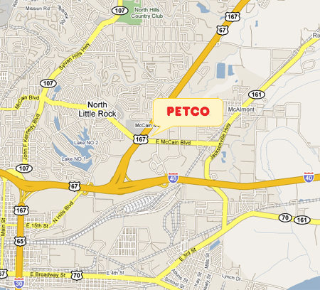 Petco North Little Rock